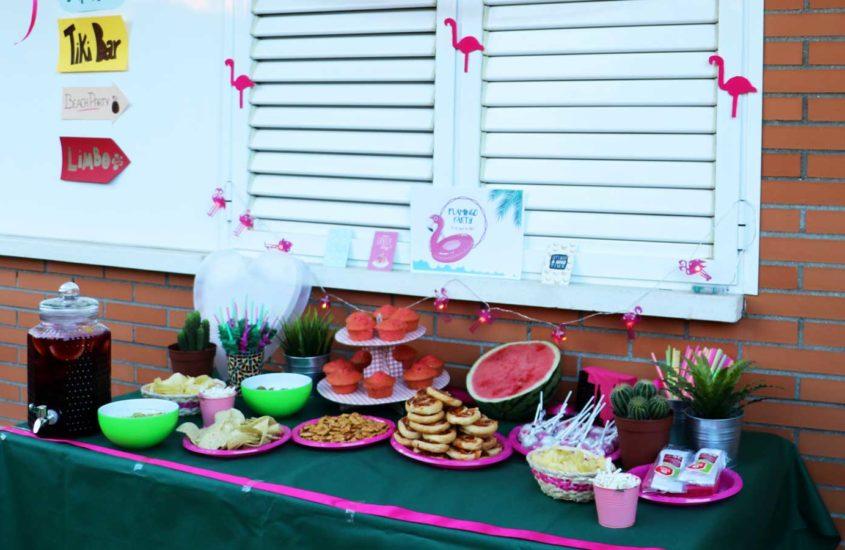 Ideas para celebrar tu cumpleaños en casa