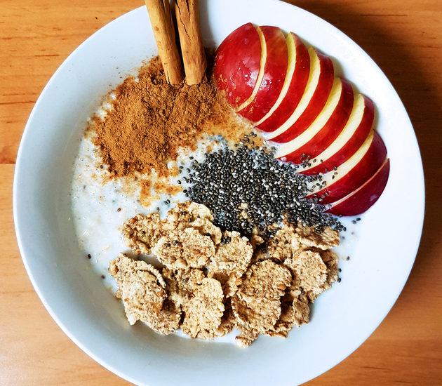 4 desayunos deliciosos con avena