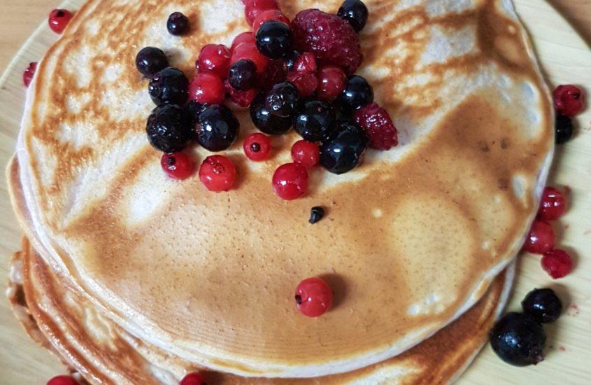 Riquísimas tortitas proteicas