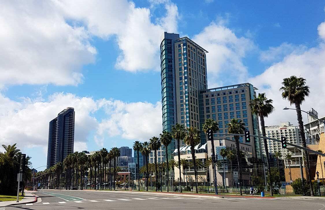 Mis fotos favoritas de San Diego en cuarentena