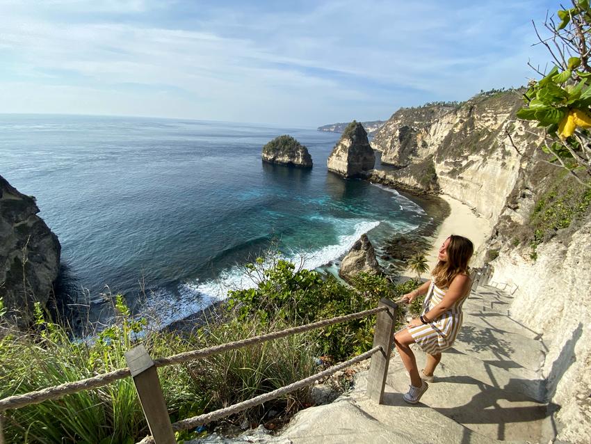 Diamond Beach Bali