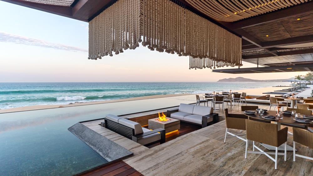 Top hoteles en Los Cabos > Entre Madrid y California