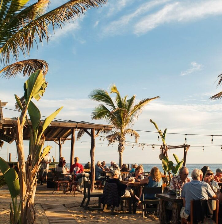 Top restaurantes en Los Cabos - The Green Room