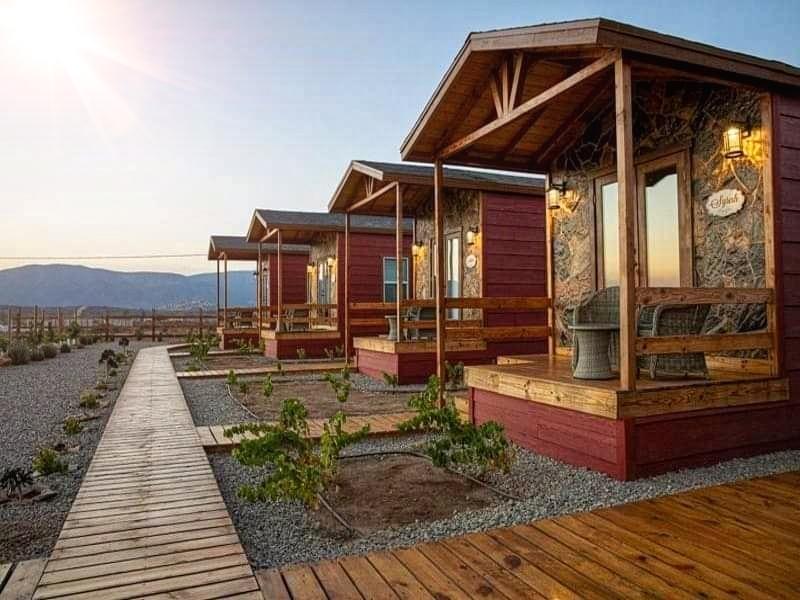 Tres Vides, hoteles Valle de Guadalupe