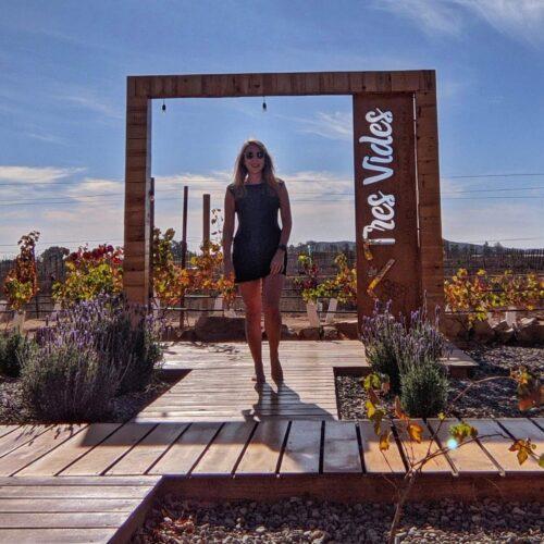 Tres vides - Hoteles Valle de Guadalupe Paula