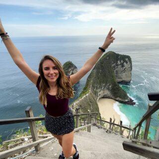 Never let your memories be greater than your dreams . . . #travel #nature #travelgram #travelblogger #wanderlust #adventure #bali #nusapenida #asia